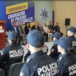 Se incorporan 48 elementos a la Policía Municipal de Mexicali