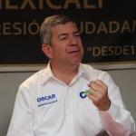 Oscar Vega Marín buscará nombrar a su gabinete antes de las elecciones