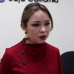 Analizará IEEBC la denuncia de violencia política por razón de género presentada por Elvira Luna