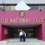 Impugna Fermín García la suspensión de su candidatura ante el TJEF