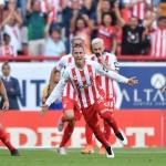 Necaxa venció al Monterrey 1-0 en el Estadio Victoria