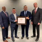 Policía Municipal de Tijuana recibió la acreditación internacional Calea