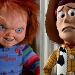 """Chucky se enfrenta a Woody de """"Toy Story"""" en su nuevo póster"""