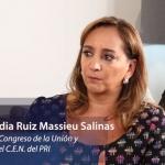 Dra. Claudia Ruiz Massieu – Senadora del congreso de la unión