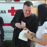Arranca colecta de la Cruz Roja en escuelas de Mexicali