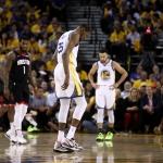 Kevin Durant se perderá el resto de la serie ante los Rockets