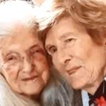 Buscó a su mamá por más de seis décadas y por fin la conoció