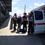 Se desata persecución policíaca contra vehículo en Vía Rápida Poniente