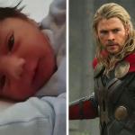 """Querían llamar """"Thor Alberto"""" a su recién nacido en Veracruz"""