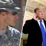 Perdona Trump a exmilitar culpable de crímenes de guerra