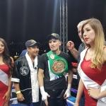 """José """"As Negro"""" Galvez logra título silver de CMB"""
