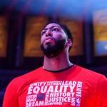 Anthony Davis considera Lakers y Knicks como sus nuevos equipos