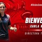 Xolos Femenil tiene a Carla Rossi como nueva DT