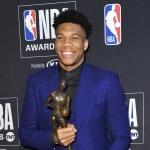Giannis se lleva el premio a JMV de la NBA