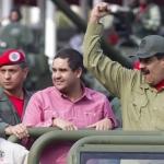 Sanciona Departamento del Tesoro de EE.UU. a hijo de Maduro