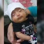 Entre cobijas encuentran a bebé robada en Naucalpan