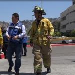 Amenaza de bomba en juzgados de Tijuana resulta falsa