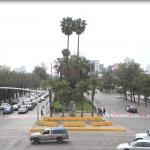 Continúa programa de cruces peatonales