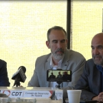 Logran empresarios reducir deuda pública de BC