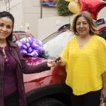 Se realiza entrega de premios correspondientes al 20º Sorteo 'Gana Becando'