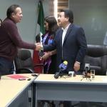Sostienen ríspido primer encuentro González Cruz y Gastélum