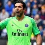 Buffon y PSG terminan acuerdo laboral