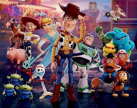 Toy Story 4 Dvd Mercado Livre