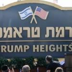 """Israel construirá colonia judía """"Altos de Trump"""" en territorio sirio"""