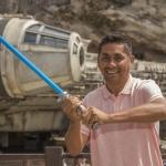Jorge Campos pasó un verano increíble en  Disneyland.