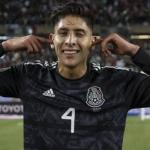 Edson Álvarez ya es jugador de Ajax
