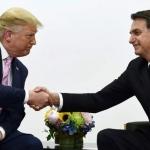 Trump anuncia que va por acuerdo comercial con Brasil