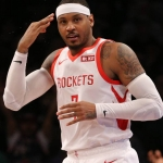 Carmelo Anthony sigue sin encontrar equipo