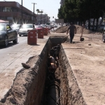 Causa molestia retraso de obras en Agua Caliente