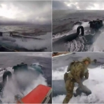 Capturan narcosubmarino con más de 17 toneladas de cocaína