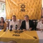 PRD interpondrá recurso legal contra ampliación de gubernatura