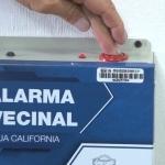 Entrega Canaco y la SSPE alarmas vecinales