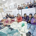 Pacientes de cáncer recurren a huelga de hambre en Bolivia