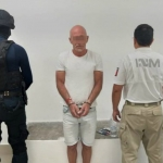 Detienen a israelí relacionado con doble homicidio en Plaza Artz Pedregal