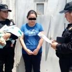 Recuperan a bebé robado en Hospital de Nuevo León
