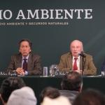 Suspendería Semarnat a Grupo México por derrame tóxico en Mar de Cortés