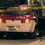 """Así fue un secuestro exprés en un """"taxi ejecutivo"""" en Polanco"""