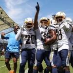 Chargers reajusta la defensiva ante Saints
