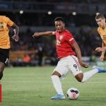 Manchester United consiguió un empate en el Molineux