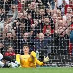 Manchester United goleó al Chelsea en arranque de la Premier League