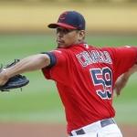 Indians podría activar a Carlos Carrasco el domingo