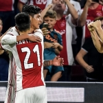 Ajax avanza a la UEFA Champions League, Edson Álvarez debutó con gol