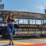 """Carmen Villalobos la nueva anfitriona en """"Spanish Studio Tour"""" de Universal."""