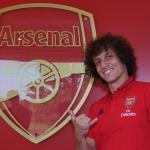 David Luiz ficha por el Arsenal a los 32 años