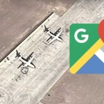 Con Google Maps descubren base militar similar al Área 51 en China