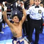 """""""Vaquero"""" Navarrete retiene su campeonato con TKO"""